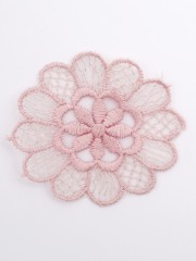 Vintage Dusty Pink Flower